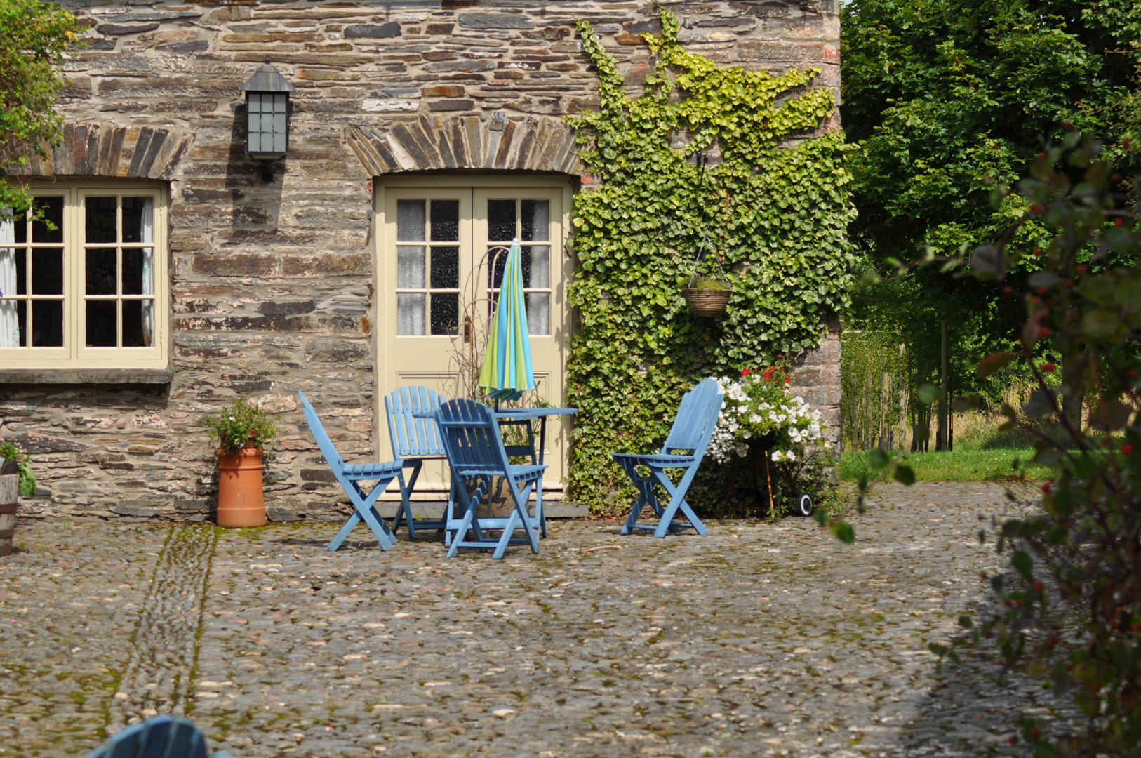 The Stables Holiday Cottage in Wales
